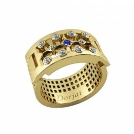 Clip Bague Constellation
